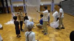 第3回コズミックカレッジ~熱気球を飛ばそう~